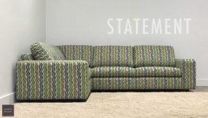 statement wallace modular lounge