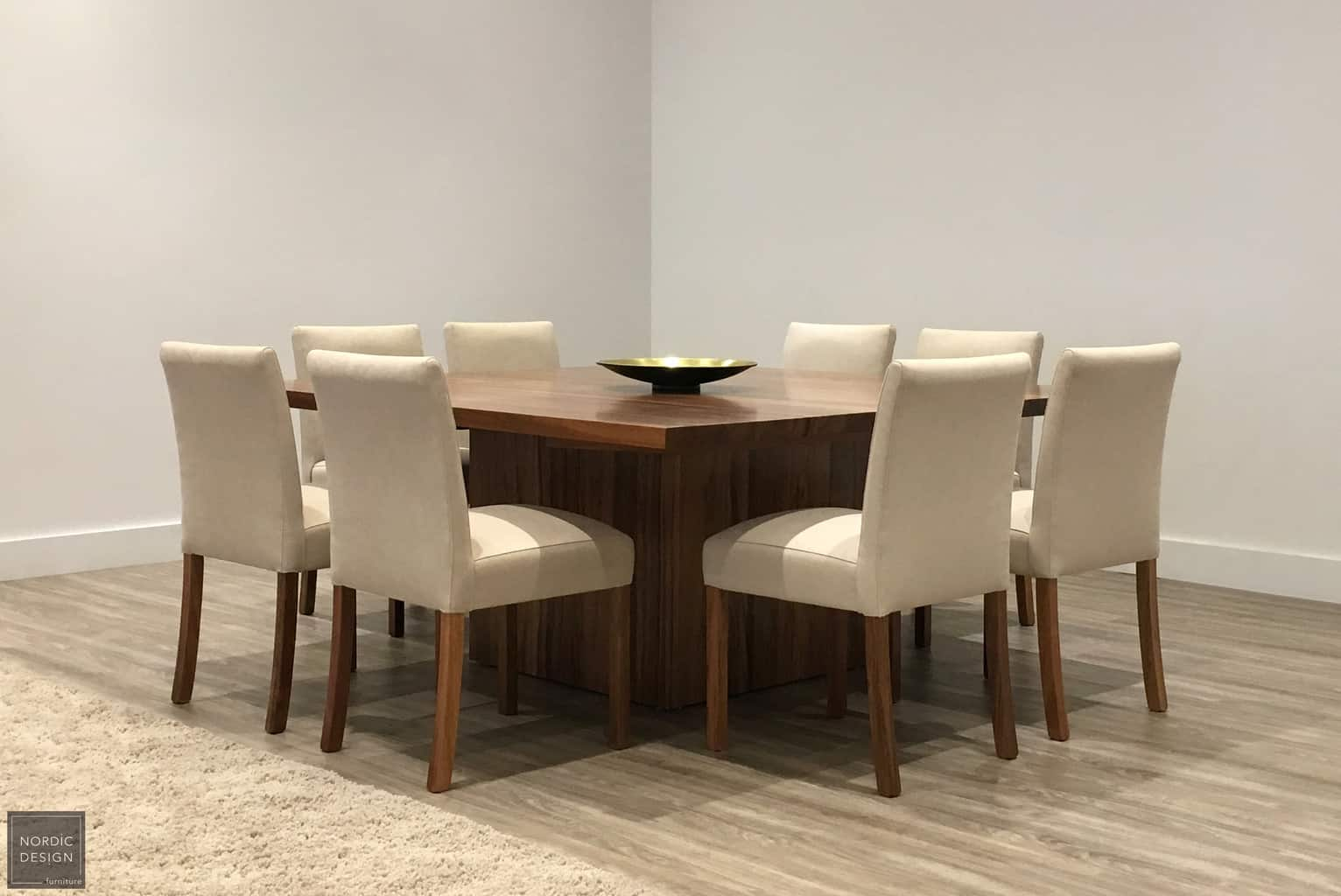 square dining tables in Adelaide