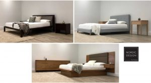 upholstered bed variations