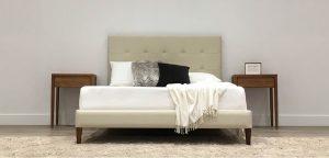bedroom upholstered comfort