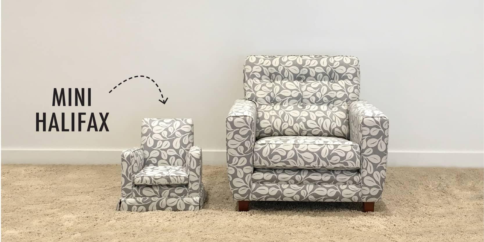 Mini Halifax Chair