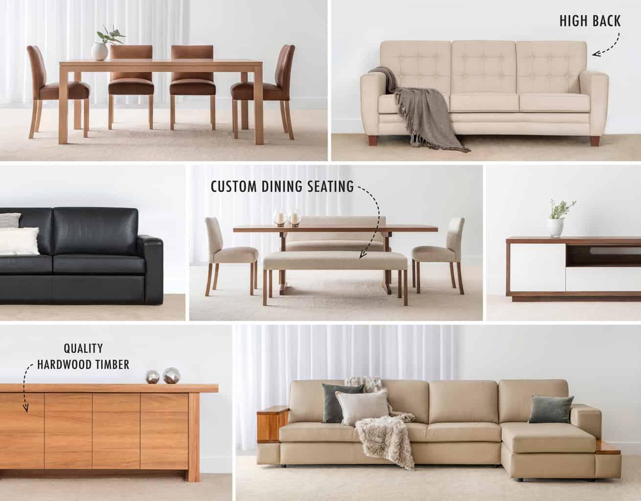 The important points for furniture deals trisport