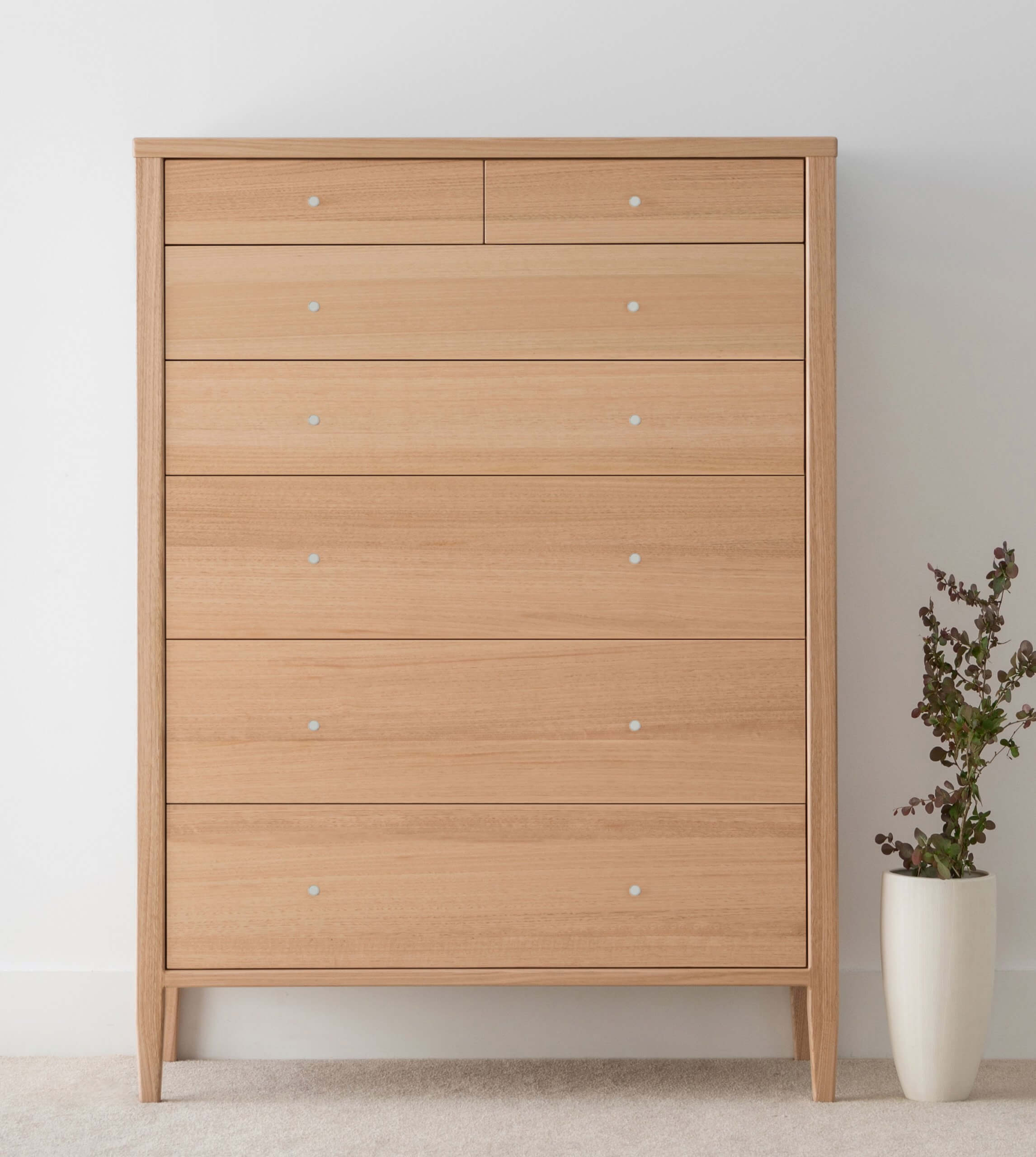 tall chest of drawers made in Adelaide