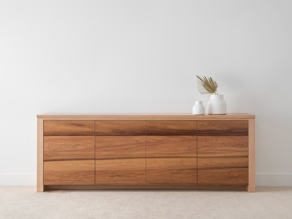 solid timber buffets made in Adelaide