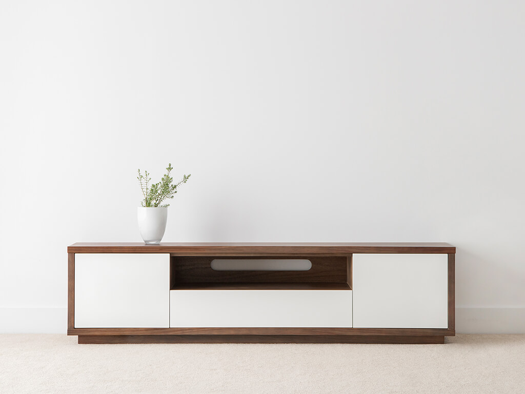modern entertainment units made in Adelaide