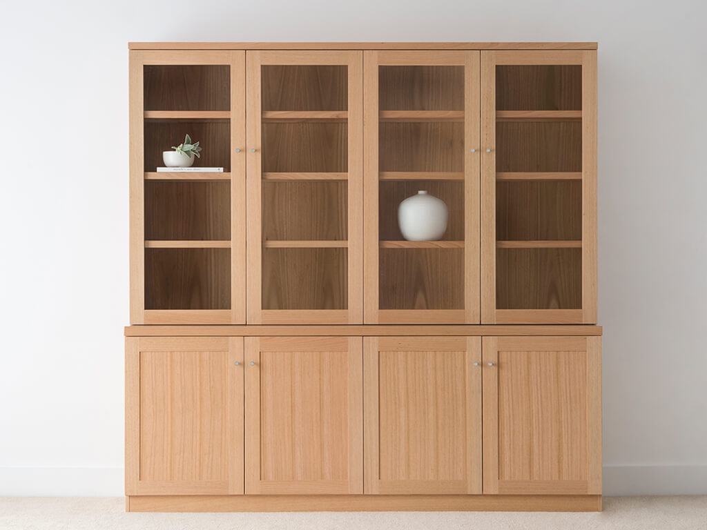 large timber wallunits made in Adelaide