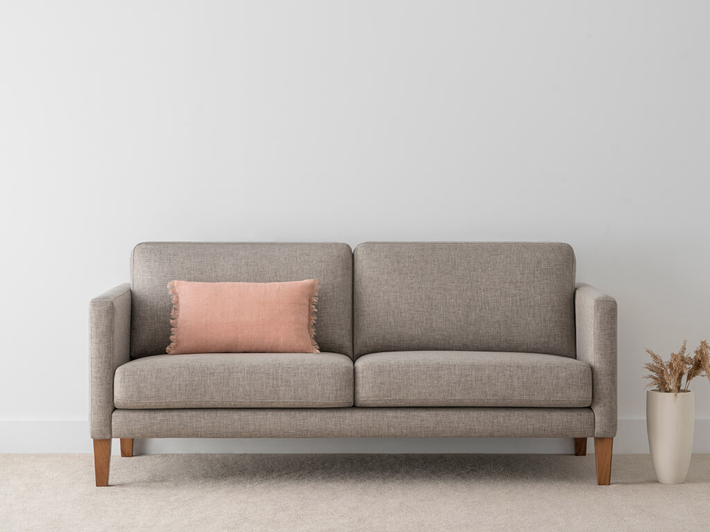grey fabric sofas made in Adelaide