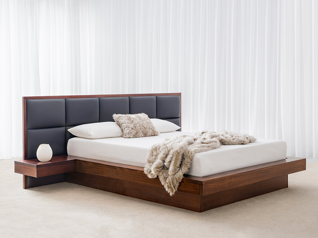 contemporary timber beds made in Adelaide