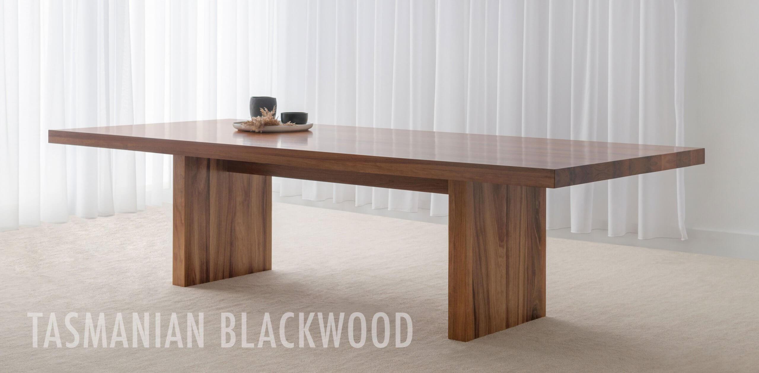 Tasmanian Blackwood Table