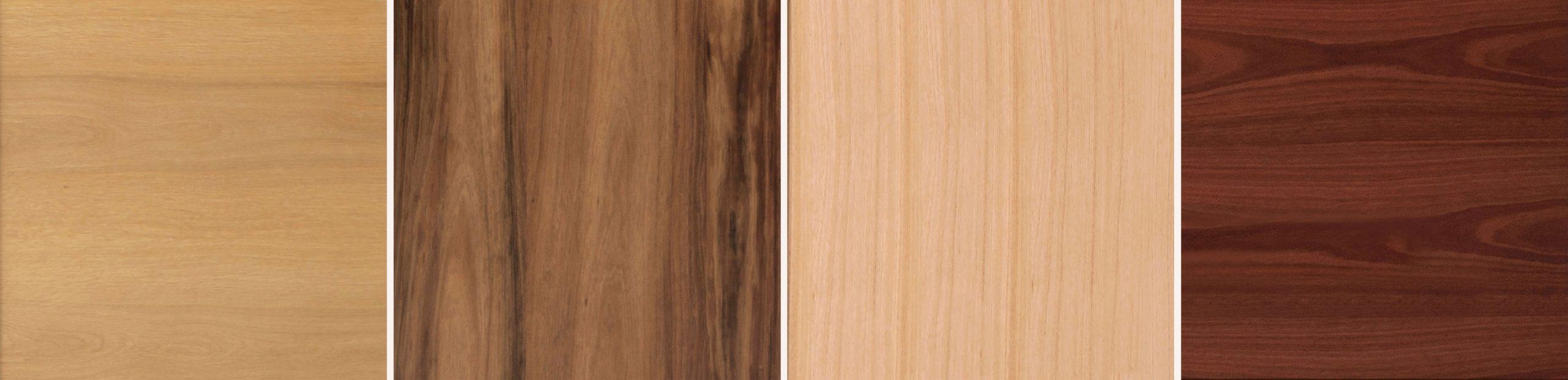 quality hardwood timber selections